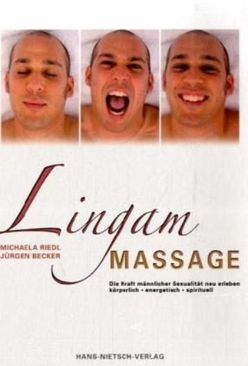 Buch Lingam Massage Kl