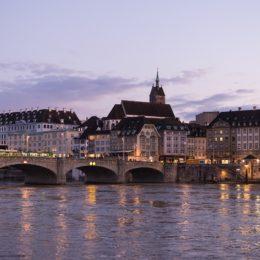 Basel Bâle Basilea Schweiz