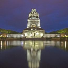 Leipzig Völkerschlachtdenkmal Restoration