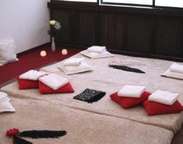 Massage Raum Paar