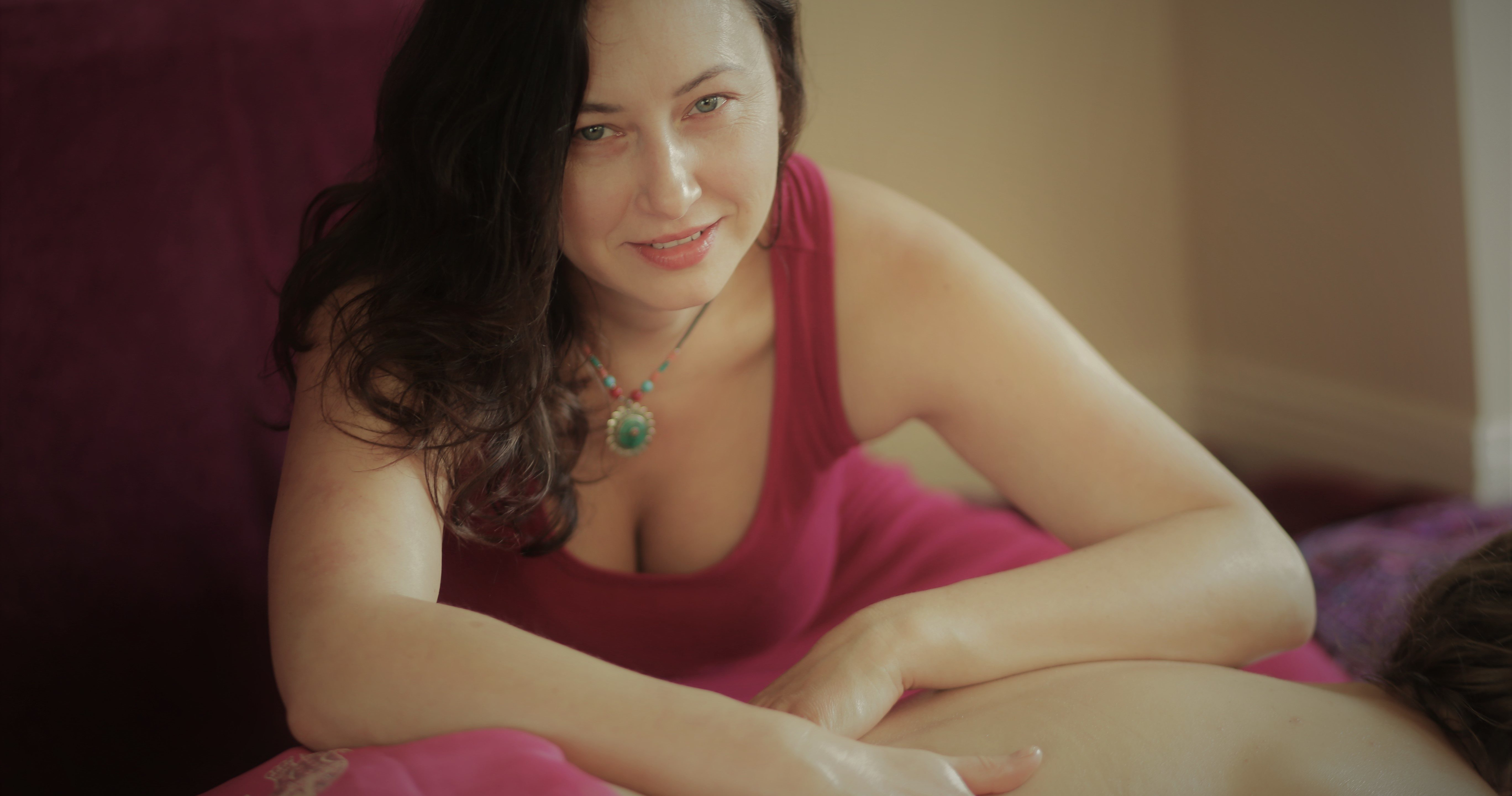 Gosia Rut • Tantric Healing Massage, Energy Work