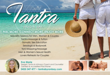 Tantra Byron Bay brochure