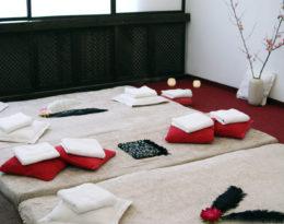 Japanpaar Tantra Massage